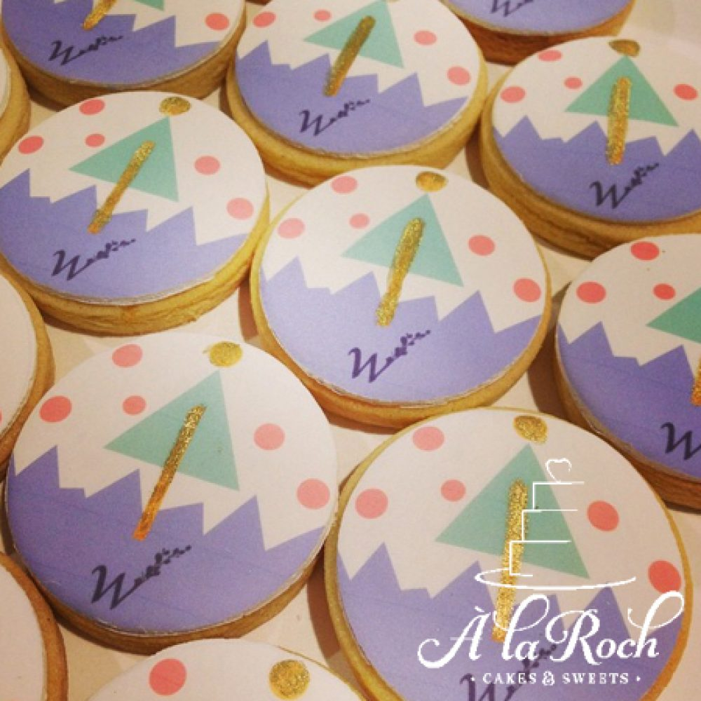 4cm Edible Image Cookie