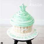 Newcastle Cake smash cakes. Swirl Giant Cupcake - A la Roch Cakes & Sweets