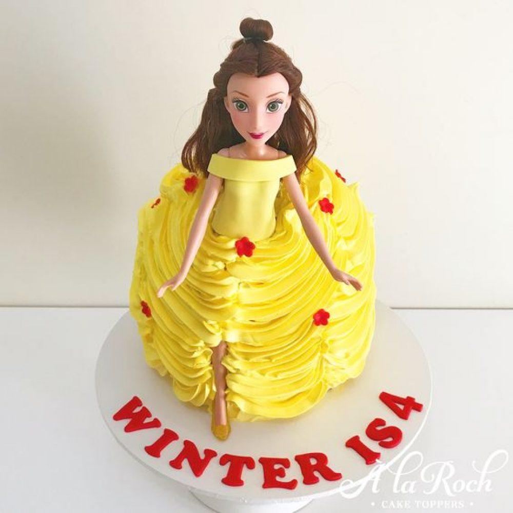 Belle Dolly Varden Step Cake