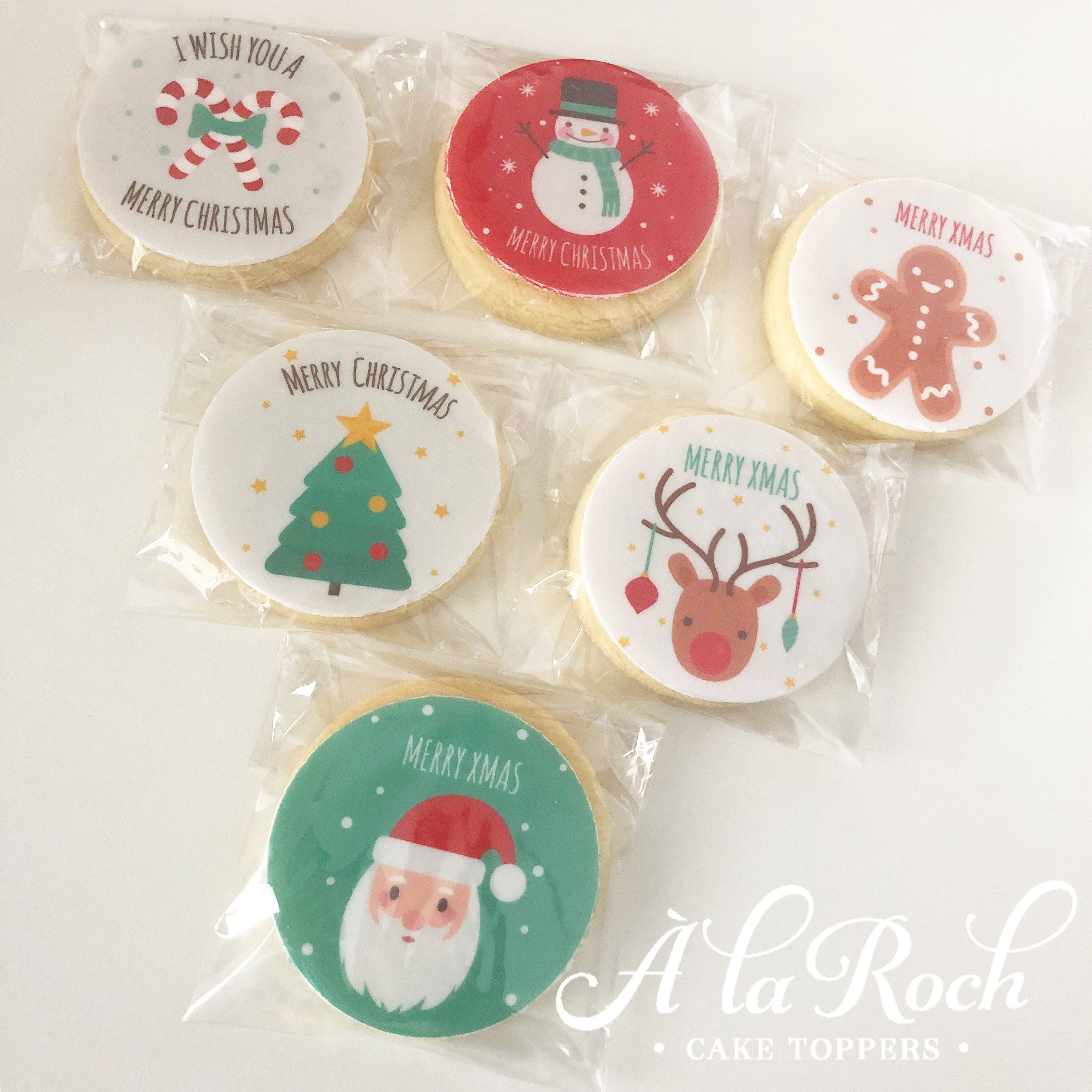 Christmas Cookie Single Packaged