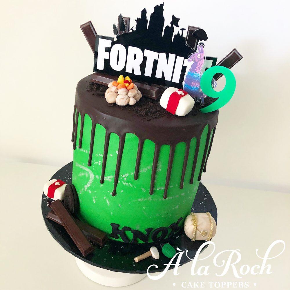 Fortnite Cake Newcastle Cake Decorator