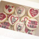 Celebration Edible Image Valentines Day Sugar Cookies