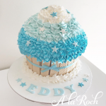 Giant Cupcake Smash Cake Newcastle Birthday Cake Decorator