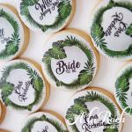 Wedding Edible Image Celebration Sugar Cookies